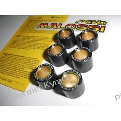 Rolki wariatora renomowanej marki Malossi HT 20x17mm + naklejka na skuter. Części motocyklowe