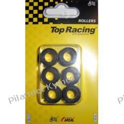Doskonałe rolki wariatora marki Top Racing 20x17mm. Części motocyklowe