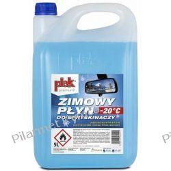 PLAK Premium -20°C 5L - zimowy płyn do spryskiwaczy. Płyny do spryskiwaczy