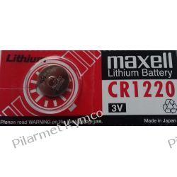 Bateria litowa Maxell CR1220 3V. Pozostałe
