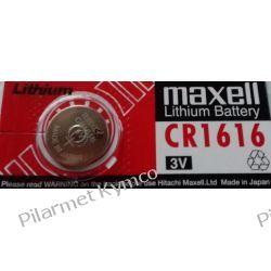 Bateria litowa Maxell CR1616 3V. Stopki