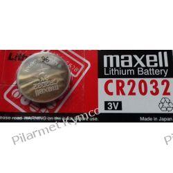 Bateria litowa Maxell CR2032 3V. Do układów chłodzenia