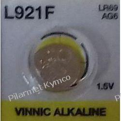 Bateria alkaiczna typ L921F 1.5V. Części motocyklowe