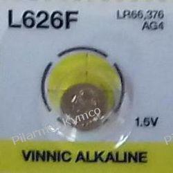 Bateria alkaiczna typ L626F 1.5V. Części motocyklowe