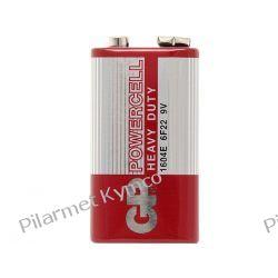 Bateria GP Powercell 6F22 9V. Do układów chłodzenia