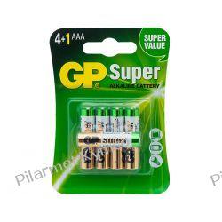Bateria alkaliczna GP Super LR03 AAA 5szt. Motoryzacja