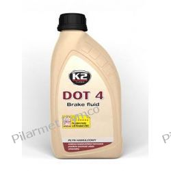 DOT-4 K2 - płyn do układów hamulcowych. Chemia