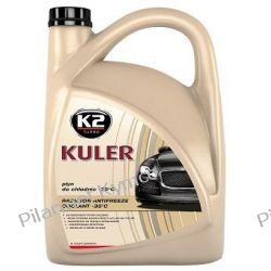 K2 Kuler 5L czerwony - płyn do chłodnic. Chemia