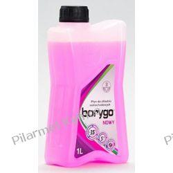 BORYGO Nowy 1L - płyn do chłodnic (kolor różowy). Chemia