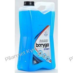BORYGO Start 5L - płyn do chłodnic (kolor niebieski). Chemia