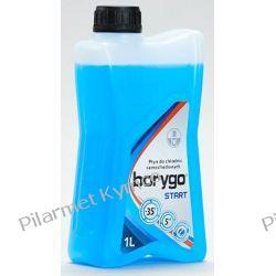 BORYGO Start 1L - płyn do chłodnic (kolor niebieski). Chemia