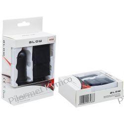 Ładowarka sieciowa+samochodowa USB 2,1A+kabel micro USB.  Akcesoria GSM