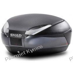 Kufer SHAD SH48 Dark Grey Top Cases + płyta montażowa. Akumulatory