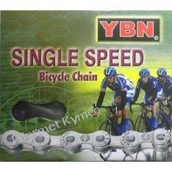 """Łańcuch rowerowy 1-rzędowy 1/2"""" x 1/8""""-100 ogniw. Oświetlenie"""