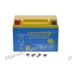 Akumulator żelowy UNIT WTX9-BS (YTX9-BS) Superior. Części
