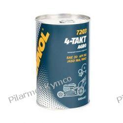 Olej silnikowy MANNOL Agro 4T SAE30 0.6L - olej do kosiarek (traktorków). Chemia