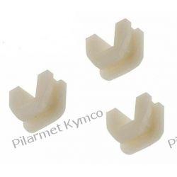 Oryginalne prowadnice (ślizgi) koła ruchomego variatora do ATV Kymco MXU150|MX'er150. Motoryzacja
