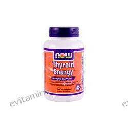 Now Foods, Thyroid Energy, Thyroid Support, 90 Vcaps