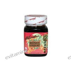 Han's, Natural Honey Loquat Syrup, 8.5 fl oz (252 ml)