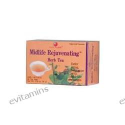 Health King, Midlife Rejuvenating, Herb Tea, 20 Tea Bags
