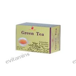 Health King, Green Tea, 20 Tea Bags, 1.41 oz (40 g)