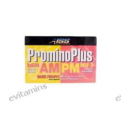 ISS Research, HGH Promino Plus AM/PM, Orange Pineapple, 60-7 g Servings, .92 lb (420 g)