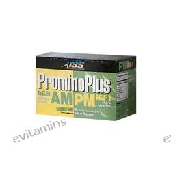 ISS Research, Promino Plus AM/PM, HGH, IGF-1, Lemon Lime Flavor, 60-7 g Servings, .92 lb (420 g)