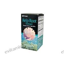 Fine USA Trading Inc., Kelp Root Extract, 300 mg, 300 Tablets