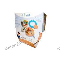 Fit & Fresh, Fruit & Veggie Bowl with Removable Ice Pack