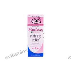 Similasan, Pink Eye Relief, Eye Drops, 10 ml/0.33 fl oz