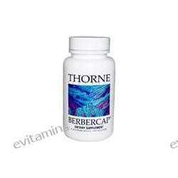 Thorne Research, Berbercap, Oregon Grape Root Extract, 60 Veggie Caps