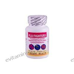 Vibrant Health, Flu Fighter, 500 mg, 70 Gelatin Capsules