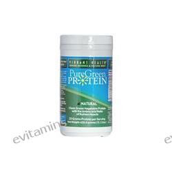 Vibrant Health, PureGreen Protein, Natural, 15.12 oz (428.6 g)