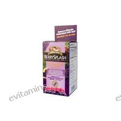 Garden Greens, BerrySplash, Mixed Berry Antioxidant Formula, 60 Veggie Caps