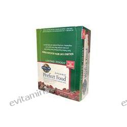 Garden of Life, Living Foods, Perfect Food, Chocolate Covered Greens Bar, Chocolate Raspberry, 12 Bars, 2.25 oz (64 g) Each