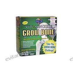 Garden of Life, Vitamin Code, Grow Bone System, 2 Part Program, 240 Capsules