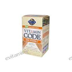 Garden of Life, Vitamin Code, Raw Vitamin C, 60 UltraZorbe Veggie Caps
