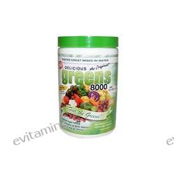 Greens World, Delicious Greens 8000 with Acai Berry, 10.6 oz (300 g) Powder