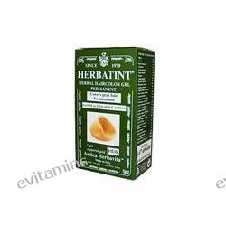 Herbatint (Antica Herbavita), Herbatint, Herbal Haircolor Gel, Permanent, Light Copperish Gold 10DR, 135 ml (4.5 fl oz)