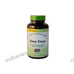 Herbs Etc., Deep Sleep, Alcohol Free, 120 Fast-Acting Softgels