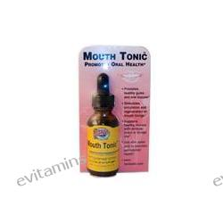 Herbs Etc., Mouth Tonic, Myrrh/Goldenseal Complex, 1 fl oz (29.5 ml)