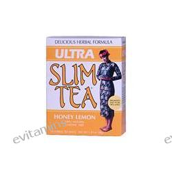 Hobe Labs, Ultra Slim Tea, Honey Lemon, Caffeine Free, 24 Herbal Tea Bags