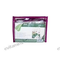 Zia Natural Skincare, Skin Basics, Zia To-Go Facial Starter Kit, Combination/Normal, 5 Piece Kit