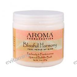Abra Therapeutics, Blissful Harmony, Natural Bubble Bath, Patchouly & Frankincense, 14 oz (397g)
