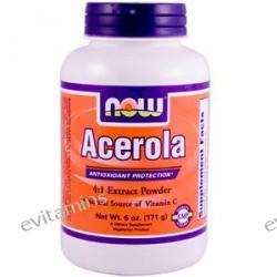 Now Foods, Acerola 4:1 Extract Powder, 6 oz, 171 g