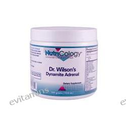 Allergy Research Group, Nutricology, Dr. Wilson's Dynamite Adrenal, 10.6 oz (300 g)