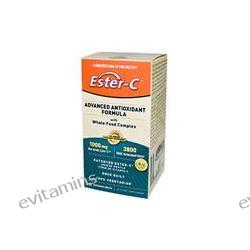 American Health, Ester- C, Advanced Antioxidant Formula, with Whole Food Complex, 90 Veggie Tablets