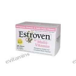 Amerifit, Estroven Plus Multi-Vitamin, 50 Caplets