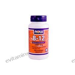 Now Foods, B-12, 1000 mcg, 250 Lozenges