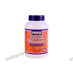 Now Foods, Calcium Ascorbate 100% Pure Buffered Vitamin C Powder, 8 oz (227 g)